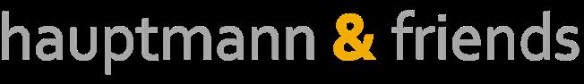 Hauptmann & Friends Logo